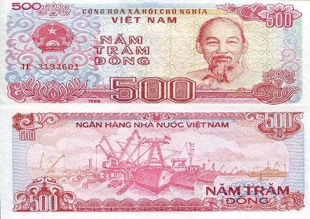 In Us Dollars Most People Would Much Prefer To Be Paid Dong So It Is Important Keep A Good Supply Of Local Currency While Travelling Vietnam