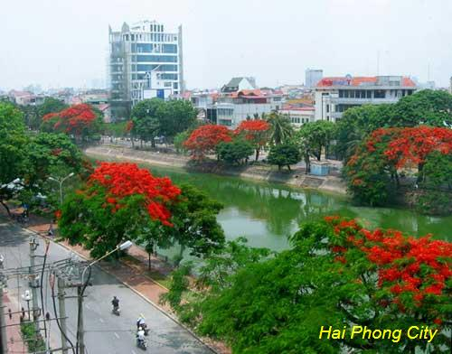 Hai Phong City - Vietnam tourism