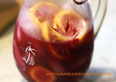 mixture-lemon-with-pomegranate-juice-recipe-nuoc-ep-luu-va-chanh