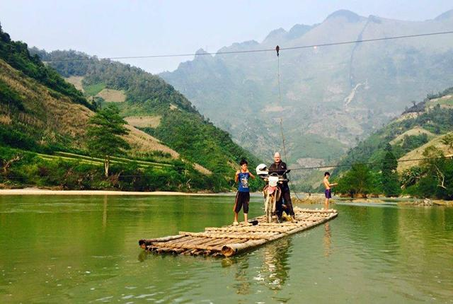 Ha Giang to Ba Be Lake motorbike tour